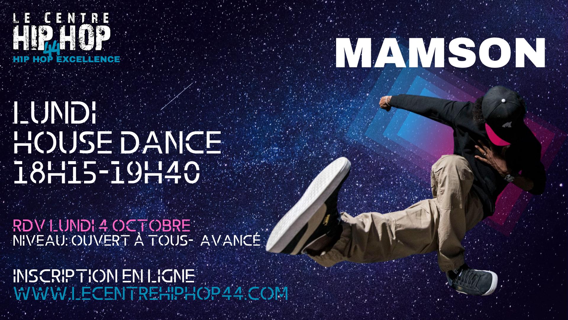 MAMSON HOUSE DANCE