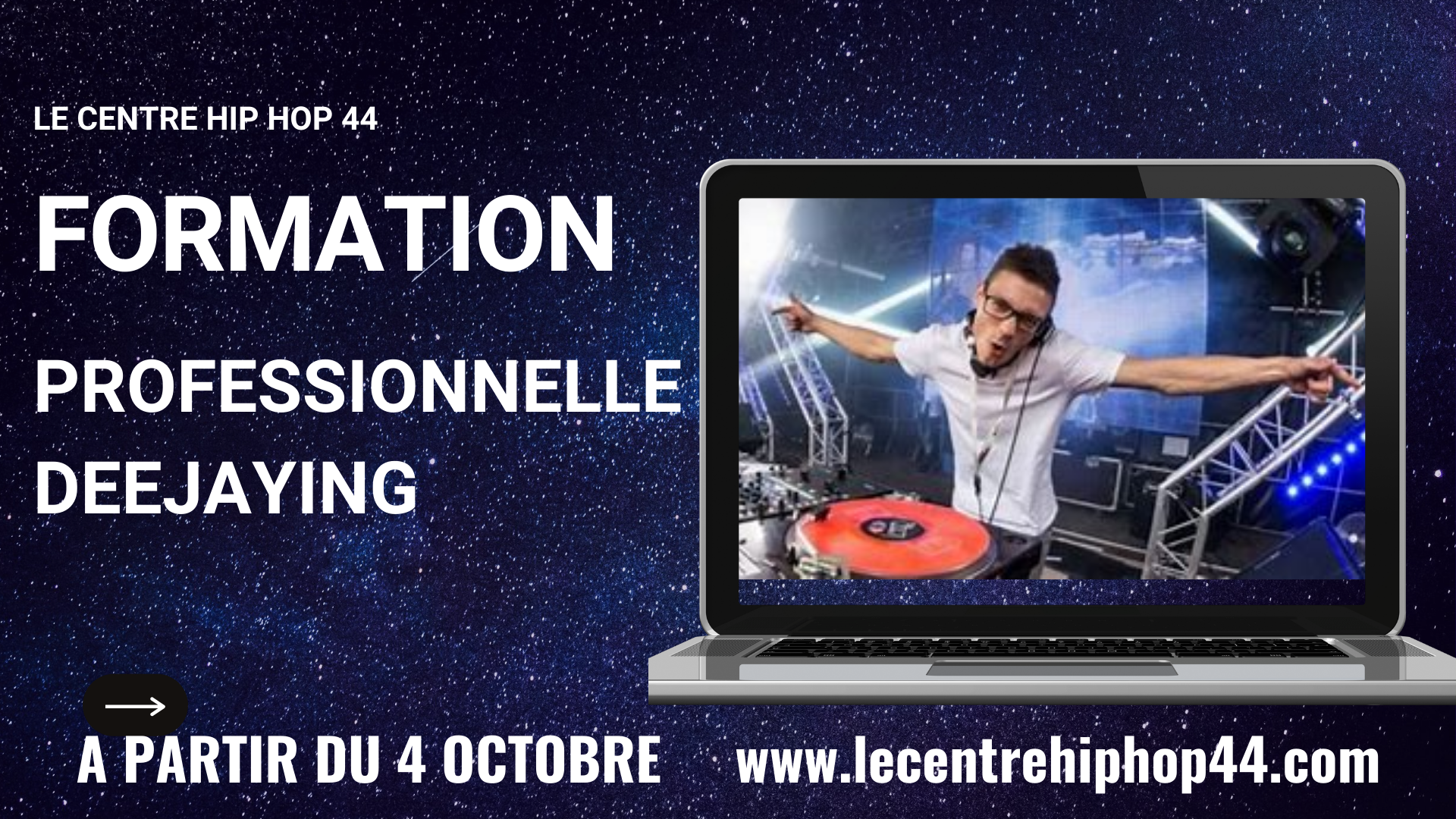 Formation pro deejaying