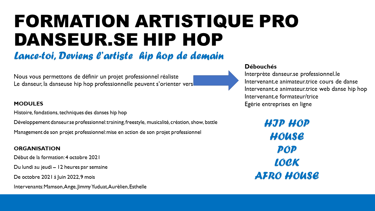 Formation pro dhh
